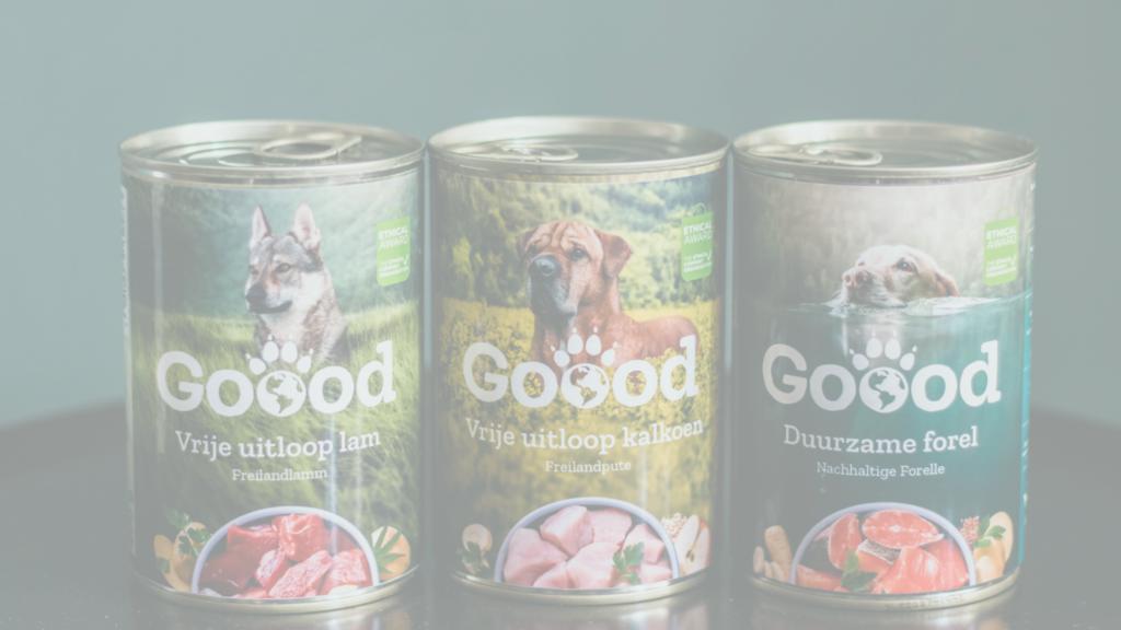 Natvoeding voor je hond